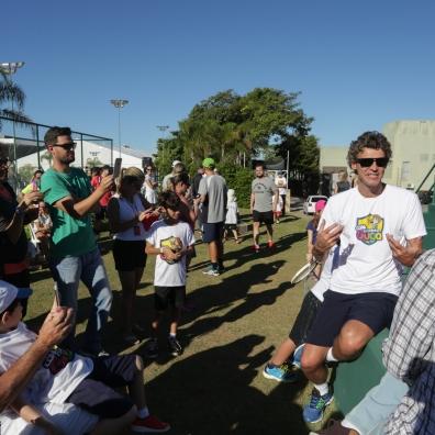 Florianopolis-sc-30.04.2017 - Entrevista com Guga Kuerten que vive em Florianópolis - sc. Foto Rafaela Martins
